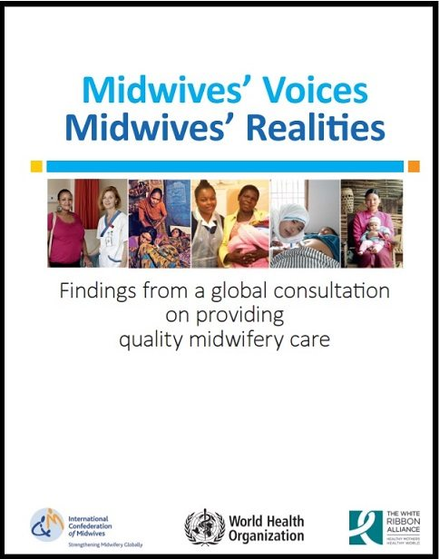 WHO midwives report