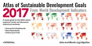 2017 Atlas of Sustainable Development Goals