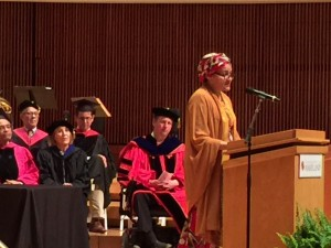 Amina Mohammed at the University of Maryland