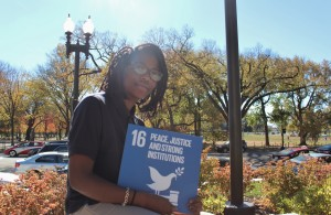 Diamond with SDG16
