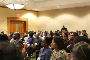 28th Annual Conference of the Women's Missionary Society of the African Methodist Episcopal Church audience
